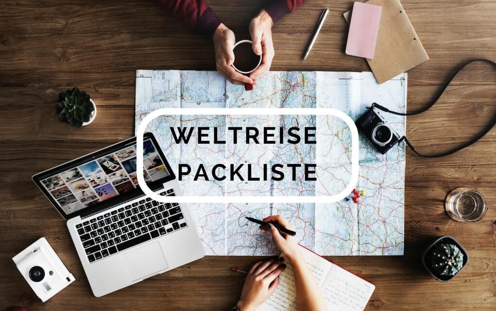 Weltreise-Packliste